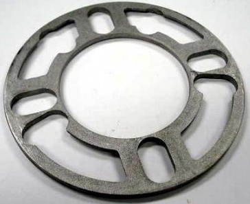 SPACER 4 & 5-LUG - THICKNESS 5mm