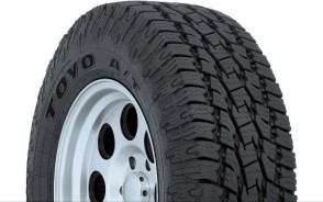305/50R20 TOYO OPEN COUNTRY A/T II 120T XL BSW 600-A-B 65K