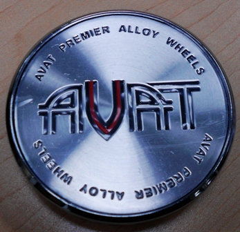 AVAT WHEEL POP IN CAP C-159-1