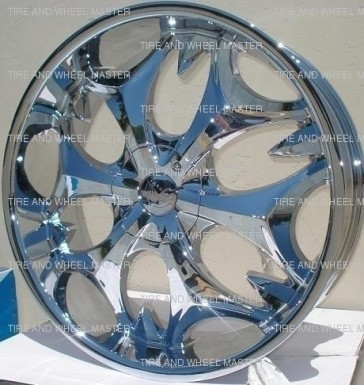 22X9.5+13 5X135+5X139.7 **NO RIVETS**