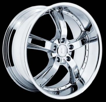 20X8.5+35 5X120 - D17 DESTINO *****(STAGGERED ONLY)*****