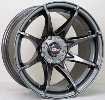 DRIFT L436 DR8 15X8+10 4X100+4X114.3 C.B 73.1 GRAY