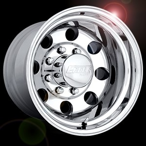 EAGLE 15X10 5X5.5 Polished Wheel