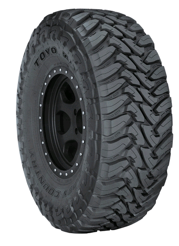 LT295/70R18 TOYO OPEN COUNTRY M/T 129P 10PLY