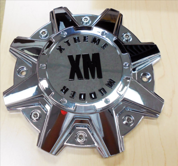 XTREME MUDDER WHEEL CENTER CAP FITS XM-316 & XM-319