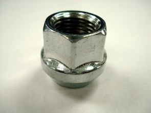 "12X1.5 OPEN END LUG NUTS, 0.827"" TALL"
